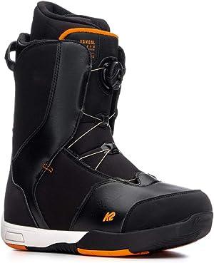 K2 Vandal Kids Snowboard Boots 2021-5.0/Black