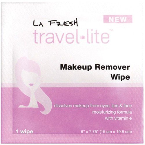 Fresh Travel Makeup Remover Wipes