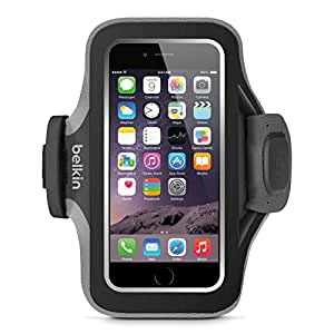 Amazon.com: Belkin Slim-Fit Plus Armband for iPhone 6 / 6s