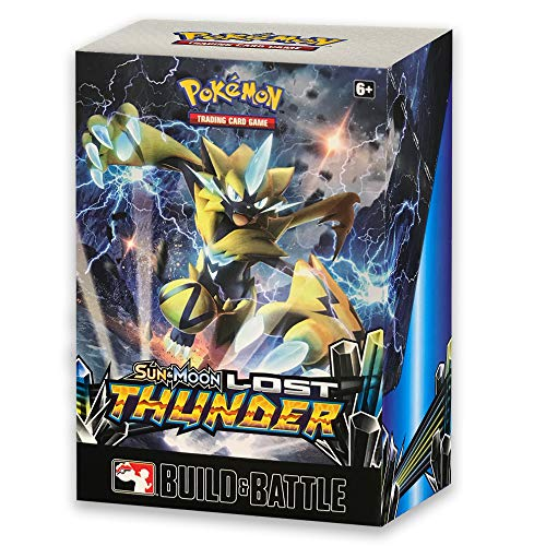 Pokemon 97712543826 TCG: Sun & Moon Lost Thunder Battle Box