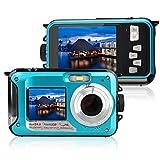 Best Digital Camera For Kids Waterproofs - Waterproof Digital Camera for Snorkeling 1080P Full HD Review