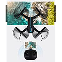 Fytoo Helicopter with WiFi real-time transmission A6 set-high type foldable four-axis remote control aircraft Rc Drone 360 degree 3D flip Aircraft