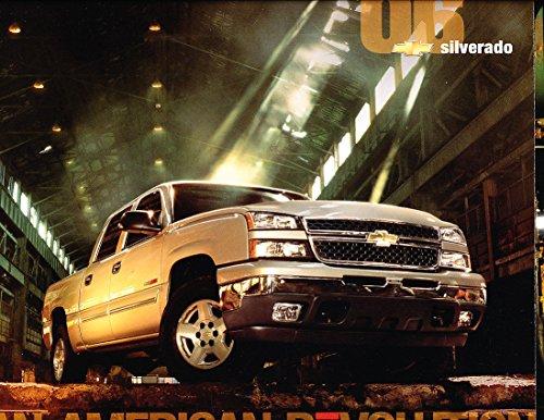2006 Chevrolet Silverado Truck 42-page Sales Brochure Catalog - SS 3500 2500HD