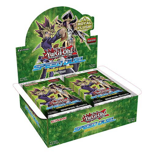 Yu-Gi-Oh! KONSBLS Arena of Lost Souls Booster Display Box of 36 - Yu Oh Gi Arena