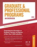 Graduate and Professional Programs, Peterson's, 0768927080