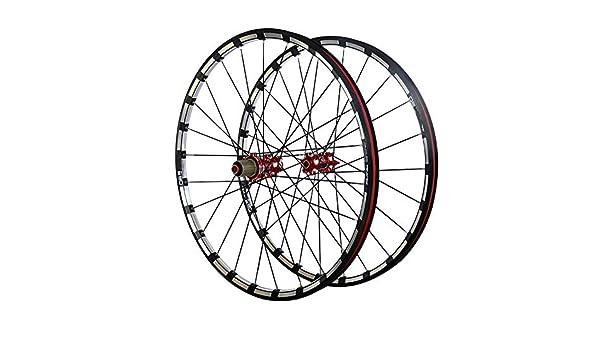 Juego de Ruedas de Bicicletas 26 Pulgadas de Fibra de Carbono de MTB Bicicleta de montaña Conjunto de Ruedas Ultra Llantas de aleación llanta de Carbono Ruedas Llantas de Ruedas Neumáticos y