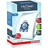 Miele GN Vacuum Hoover Bags - Complete C2 C3 Cat & Dog Powerline Silence Ecoline Genuine Original Hyclean + Filters (1 Box)