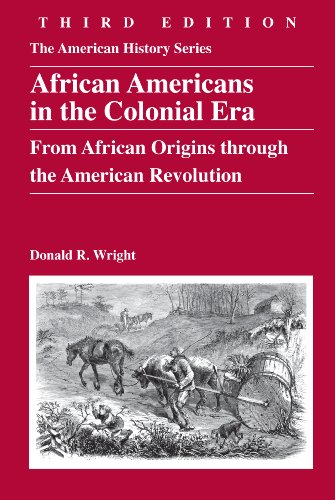 Search : African Americans in the Colonial Era: From African Origins through the American Revolution