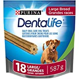 DentaLife Daily Oral Care Large Breed Dental Dog Treats - 18 ct Pouch