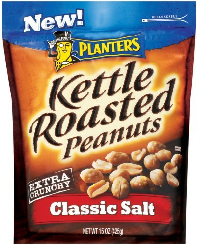 Kettle Foods Spanish Peanuts, 24lbs by Kettle