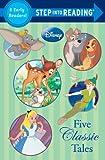Five Classic Tales (Disney Classics), Various, 0736431802