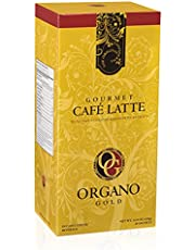 Organo Gold Gourmet Cafe Latte - Coffee with milk (Enhanced with the fungus Ganoderma Lucidum)