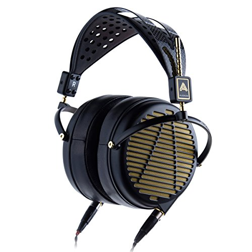Audeze LCD-4z Over Ear | Open Back Headphone | Magnesium housing | Leather Earpads