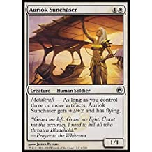 Magic: the Gathering - Auriok Sunchaser - Scars of Mirrodin