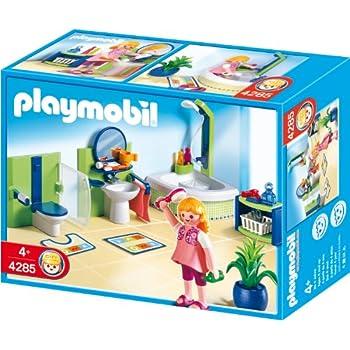 Playmobil Family Bathroom