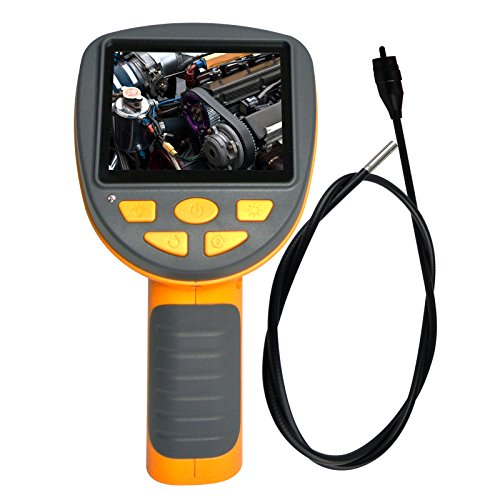 (1m Cable Industrial Video Inspection Borescope 3.5 Endoscope with 3.9mm Camera)