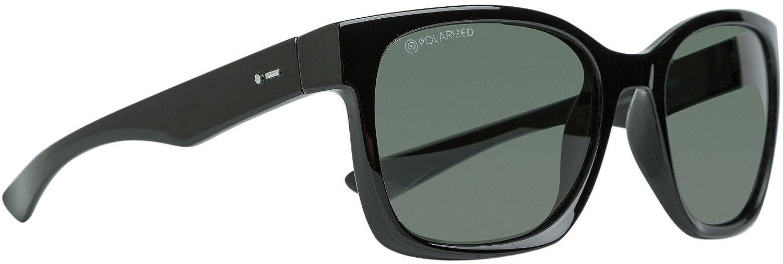 3bd488a564f Amazon.com  New Dot Dash Men s Frequency Sunglasses Steel Glass Black   Clothing