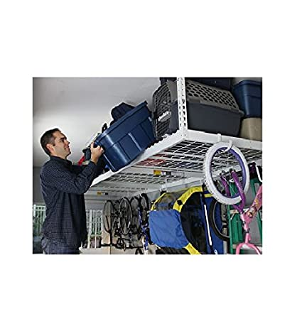 racks advantages big costco overhead saferacks storage installation house eden of rack safe