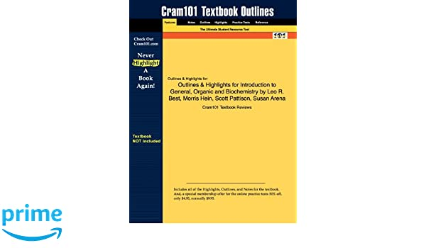 Outlines highlights for introduction to general organic and outlines highlights for introduction to general organic and biochemistry by leo r best cram101 textbook reviews 9781616986087 amazon books fandeluxe Images