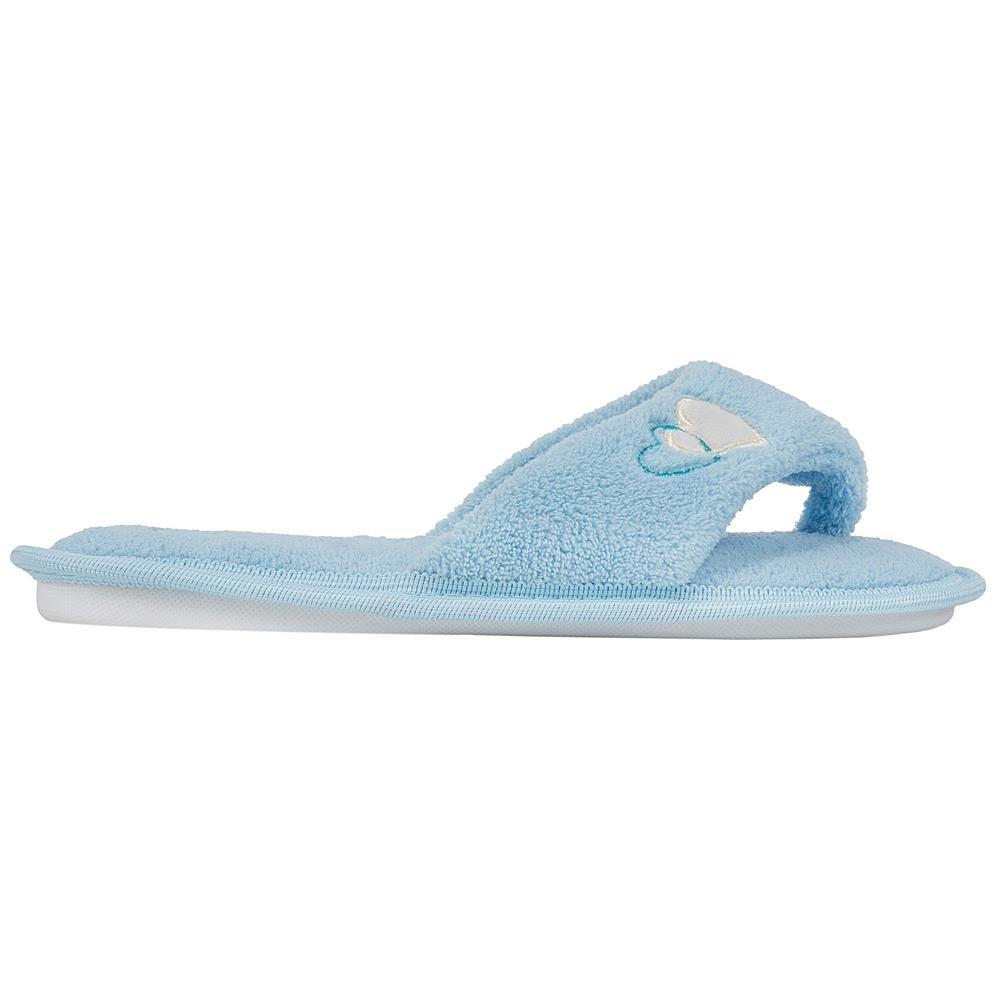 Aerusi Womens Splash Spa Slipper,