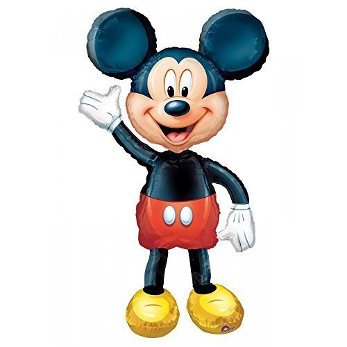 Mickey Mouse Airwalker Balloon Life Size Large Giant Anagram