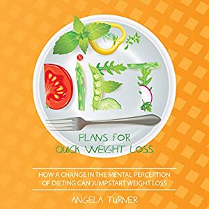 Diet Plans for Quick Weight Loss Audiobook