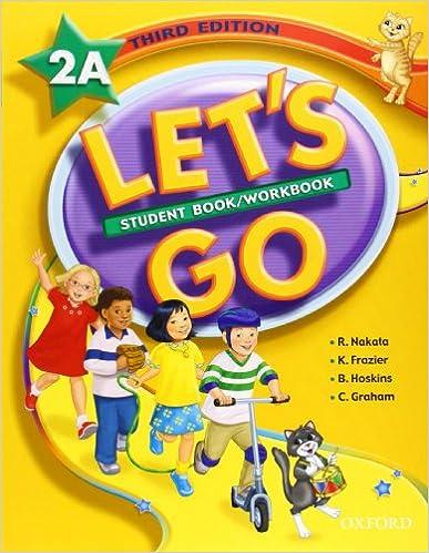 Let's Go: 2: Student Book And Workbook Combined Edition 2a: Combined Student Book And Workbook Level 2a - Descargar Gratis De En Español