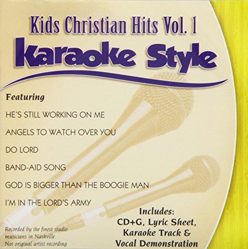 Daywind Karaoke Style: Kids Christian Hits, Vol. 1 (Kids Christian Hits Karaoke)