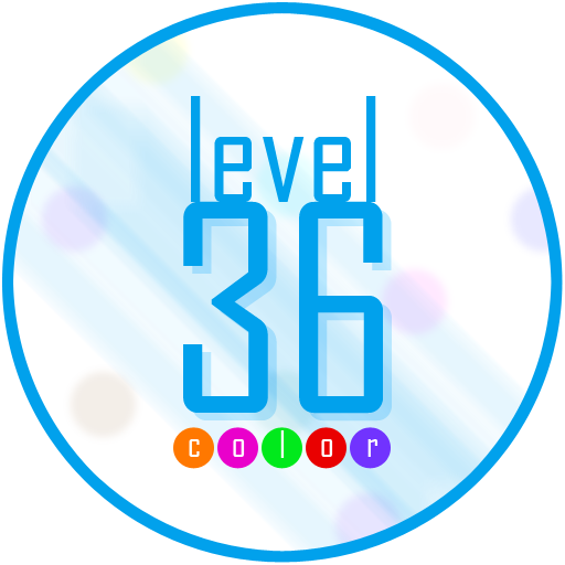 level 36 color (Soothing Color)