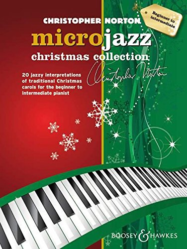 MICROJAZZ CHRISTMAS COLLECTION BEGINNER-INTERMEDIATE PIANIST