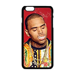 Chris Brown Cell Phone Case for Iphone 6 Plus