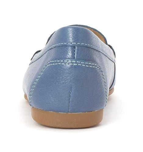 ffeb97c2eec Michael Michael Kors Womens Suki Moc Leather Closed Toe Loafers