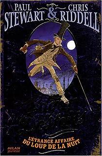 Edgar Destoits, Tome 1 : L'étrange affaire du loup de la nuit par Stewart