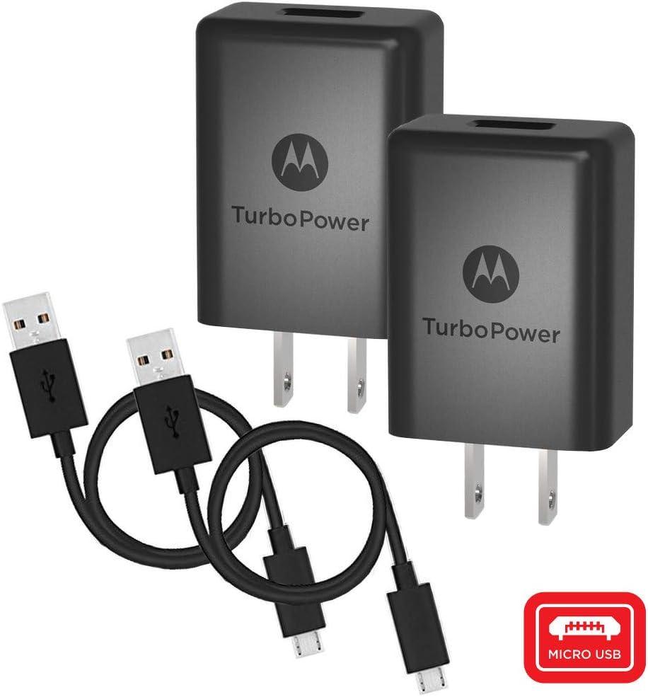 Motorola TurboPower Funda de protección Negro: Amazon.es: Electrónica
