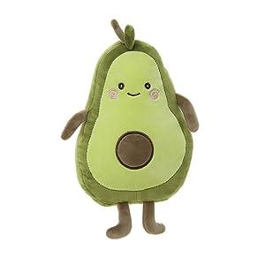 Niuniu Daddy 12 inch Avocado Food Plush Toys Shaped Fruit Series Cute Kawaii Stuffed Soft Pillow