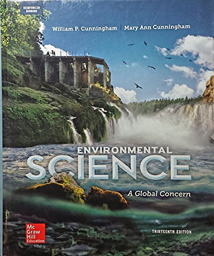 Cunningham, Environmental Science: A Global Concern © 2015 13e, AP Student Edition (Reinforced Binding) (A/P ENVIRONMENTAL SCIENCE)|-|0021364567