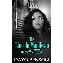 The Lincoln Manifesto: A Spiritual Warfare Romantic Thriller: A Prequel (A Crystal series/Lincolns series Crossover book) (The Lincolns Book 1)