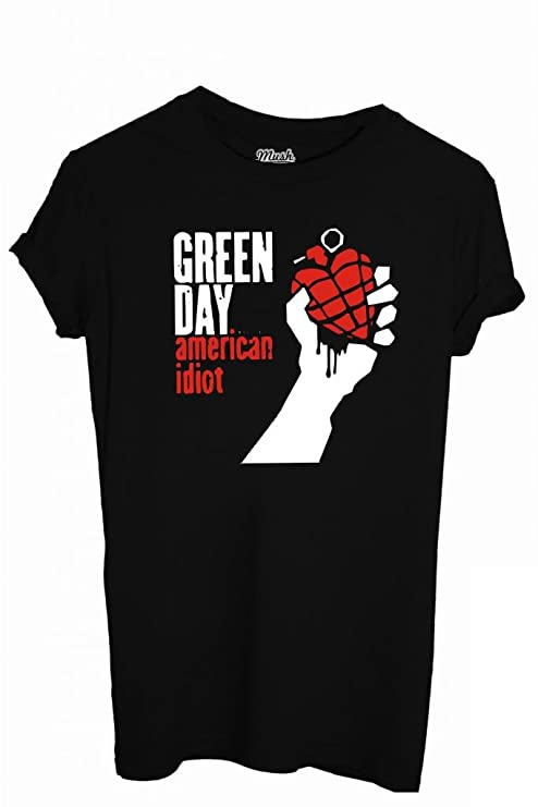 Dress Day Idiot Music American Style Shirt Your T By Green Mush 8wX0PnOk