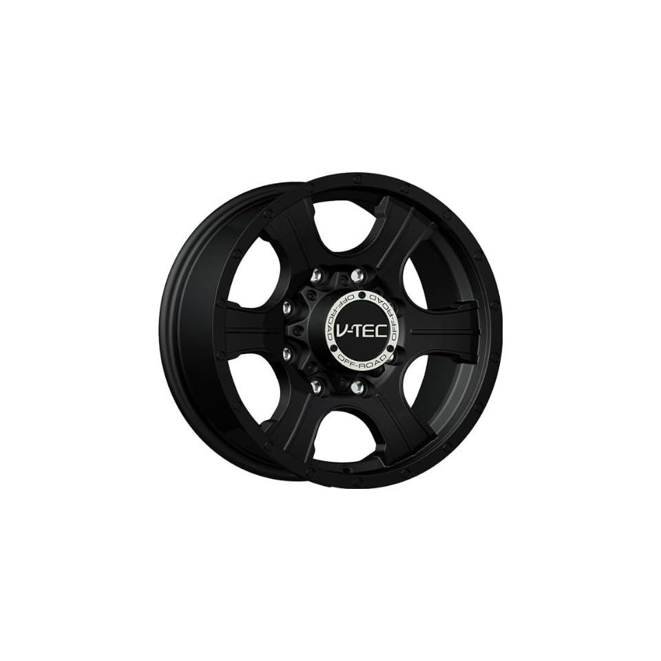 VISION WHEEL   396 assassin   20 Inch Rim x 9   (6x135) Offset ( 10) Wheel Finish   Matte black