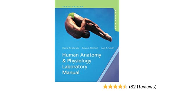 Amazon.com: Human Anatomy & Physiology Laboratory Manual, Main ...