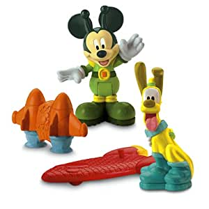 Disney Mickey Mouse Clubhouse Martian Mickey & Pluto