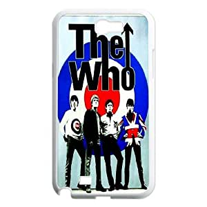 High Quality Phone Case FOR IPod Touch 4th -THE WHO Music Band-LiuWeiTing Store Case 1