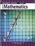 MCP Mathematics, DALE SEYMOUR PUBLICATIONS, 0765260670