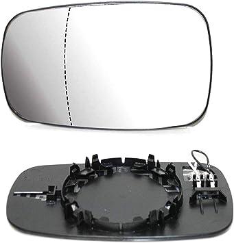 Außenspiegel Spiegelglas Spiegel Glas Ersatzglas Beheizbar Heizung Weitwinkel Links Kompatibel Mit Clio 2006 2009 Scenic 2003 2009 Oem 3800957041319 Auto