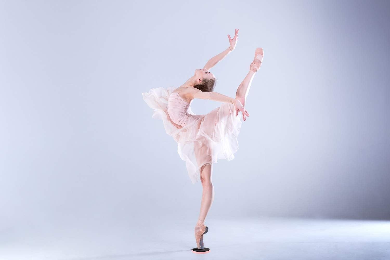 Fragraim Rotación la Bailarina Spinning de la Barra con balanceo ...