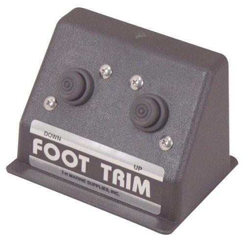 T H Marine Ht 1 Dp Hot Trim Foot Control Switch