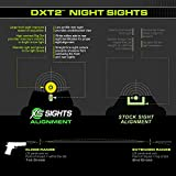XS Sights DXT2 Big Dot Night Sight for Glock