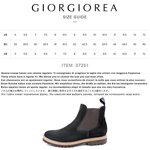 Monsieur Rea Chaussures Marron pour Hommes Bottes Giorgio Gentlemen Giorgio Rea BwPgq1aW