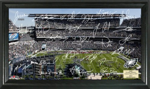 Highland Mint NFL Philadelphia Eagles Philadelphia Eagles Signature Gridiron - Highland Mint Nfl Football
