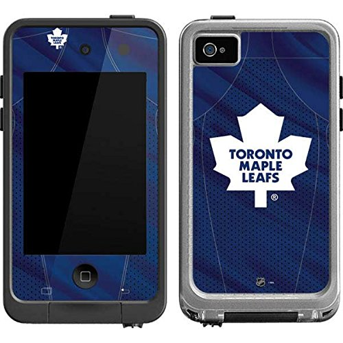 NHL Toronto Maple Leafs LifeProof fre iPod Touch 4th Gen Skin - Toronto Maple Leafs Home Jersey (Leafs Toronto Ipod Maple Skin)